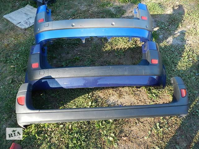 купить бу Б/у бампер задний для легкового авто Renault Megane Scenic II в Ковеле