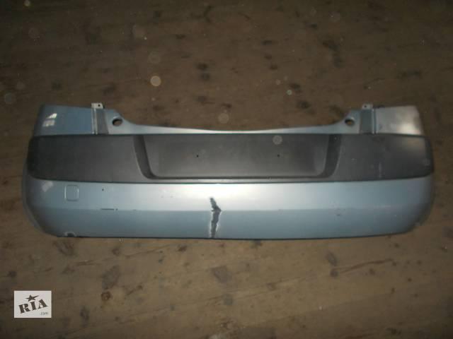продам Б/у бампер задний для легкового авто Renault Megane бу в Стрые