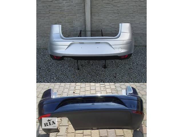 Б/у бампер задний для легкового авто Seat Altea- объявление о продаже  в Львове