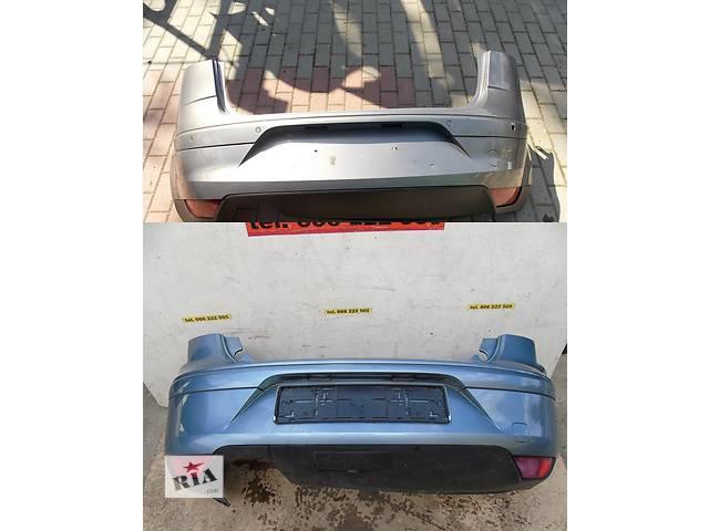 Б/у бампер задний для легкового авто Seat Toledo- объявление о продаже  в Львове