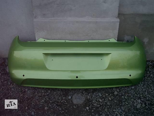 купить бу Б/у бампер задний для легкового авто Skoda Citigo в Львове