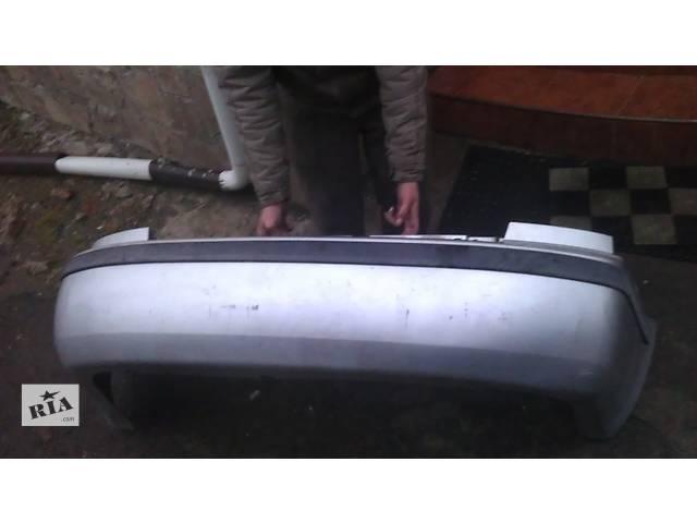 Б/у бампер задний для легкового авто Skoda Octavia- объявление о продаже  в Львове