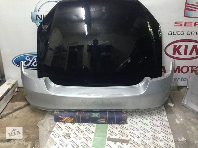 Б/у бампер задний для легкового авто Skoda Rapid- объявление о продаже  в Полтаве