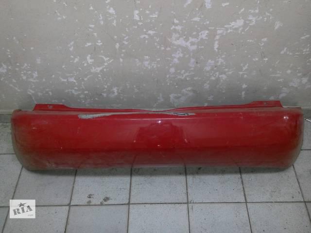 Б/у бампер задний для легкового авто Skoda Roomster 2006-2010- объявление о продаже  в Львове