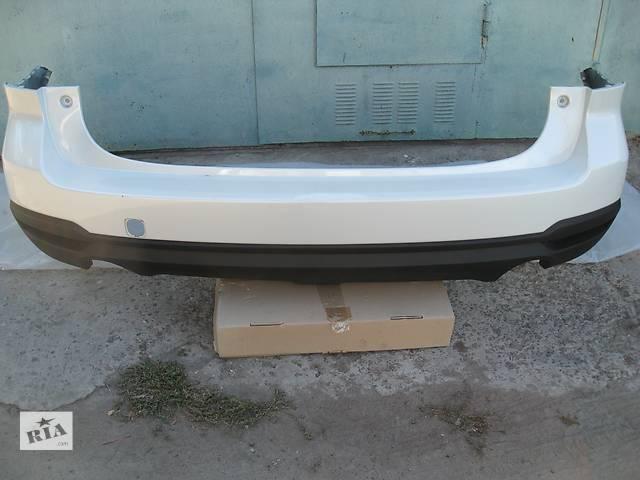 купить бу Б/у бампер задний для легкового авто Subaru Forester в Киеве