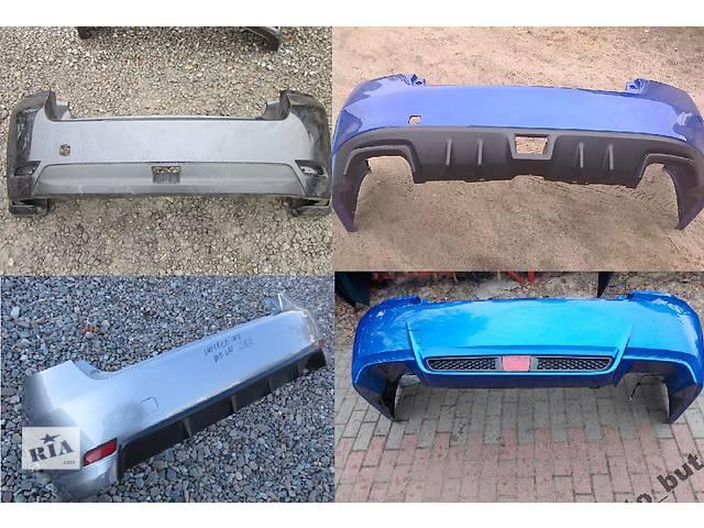 Б/у бампер задний для легкового авто Subaru Impreza- объявление о продаже  в Львове