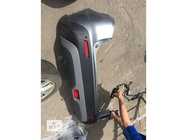 продам Б/у бампер задний для легкового авто Suzuki Grand Vitara бу в Ровно