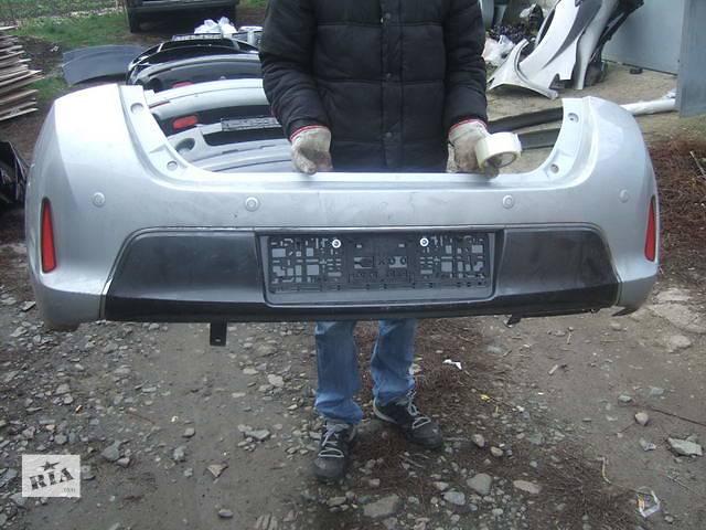 Б/у бампер задній для легкового авто Toyota Auris- объявление о продаже  в Ровно