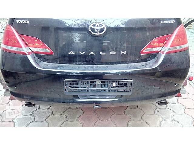 бу Б/у бампер задний для легкового авто Toyota Avalon в Одессе