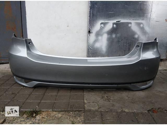 продам Б/у бампер задний для легкового авто Toyota Avensis Sedan 2012-2015 бу в Львове
