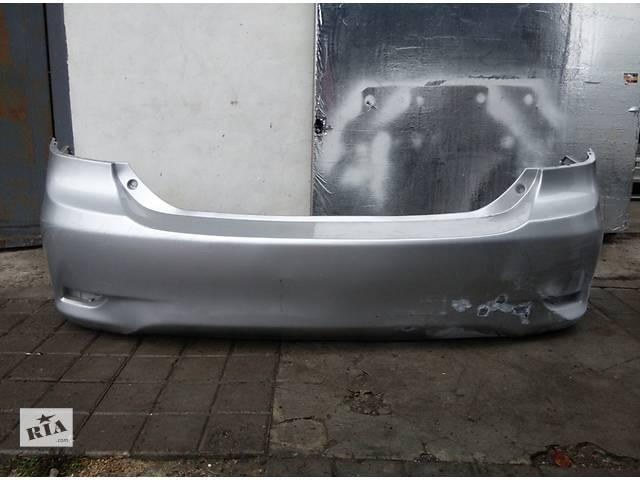 продам Б/у бампер задний для легкового авто Toyota Corolla 2010-2013 бу в Львове