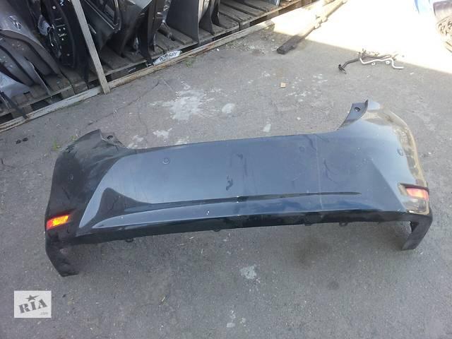 Б/у бампер задний для легкового авто Toyota Corolla- объявление о продаже  в Ровно