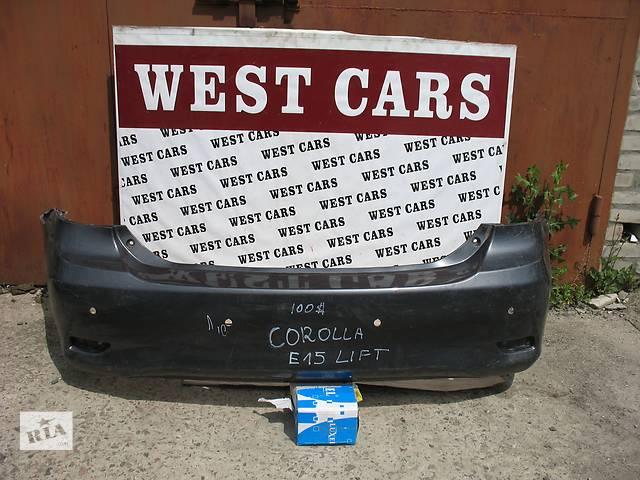 продам Б/у бампер задний для легкового авто Toyota Corolla бу в Луцке