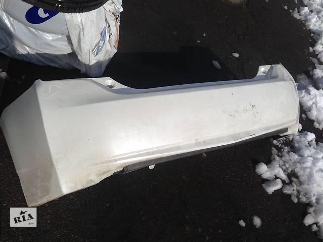 бу Б/у бампер задний для легкового авто Toyota Prius в Ровно
