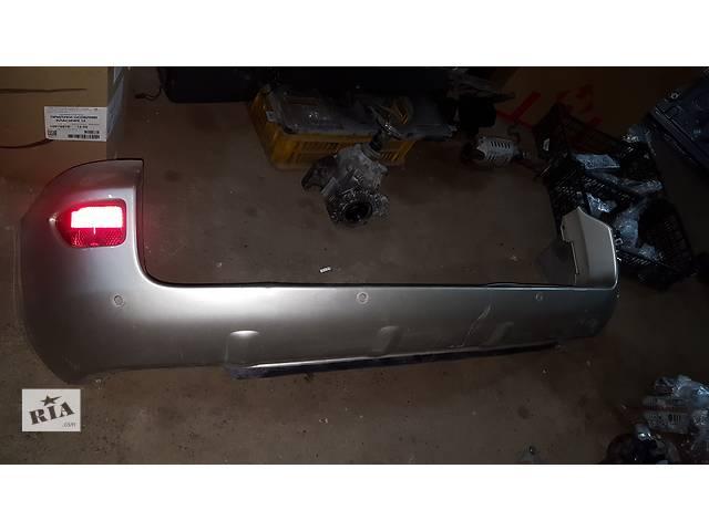 купить бу Б/у бампер задний для легкового авто Toyota Rav 4 в Ровно