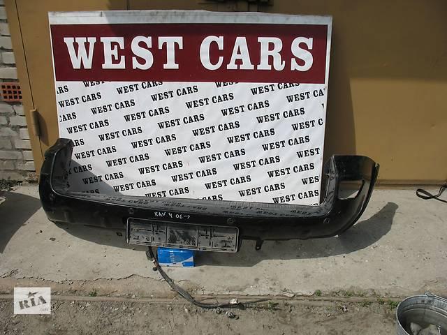продам Б/у бампер задний для легкового авто Toyota Rav 4 бу в Луцке