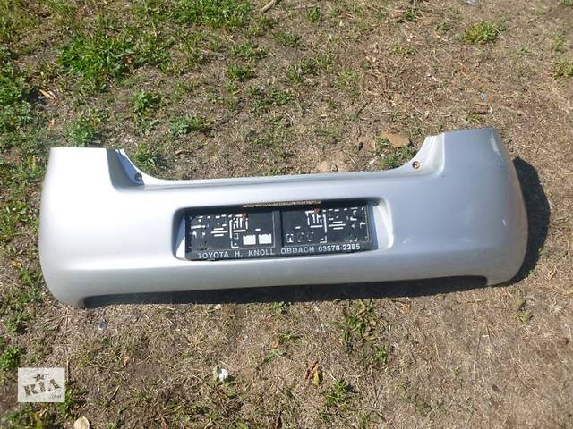 Б/у бампер задний для легкового авто Toyota Yaris- объявление о продаже  в Чернигове