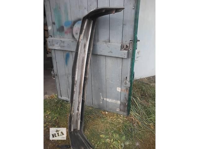 бу Б/у бампер задний для легкового авто ВАЗ 2108 в Ивано-Франковске