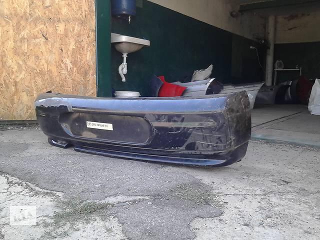 бу Б/у бампер задний для легкового авто ВАЗ 2110 (2110-2804015-70) в Никополе