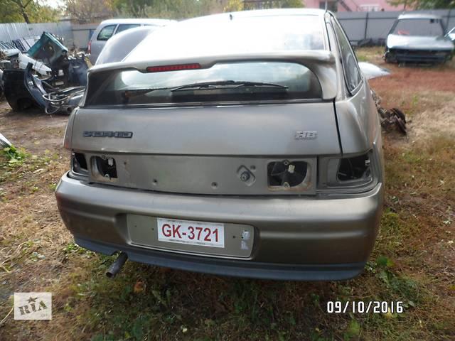 бу Б/у бампер задний для легкового авто ВАЗ 2112 в Умани
