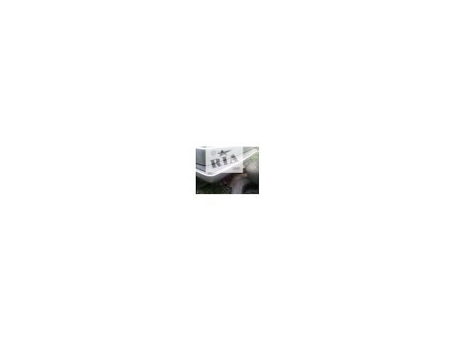 купить бу Б/у бампер задний для легкового авто Volkswagen Golf II в Ивано-Франковске