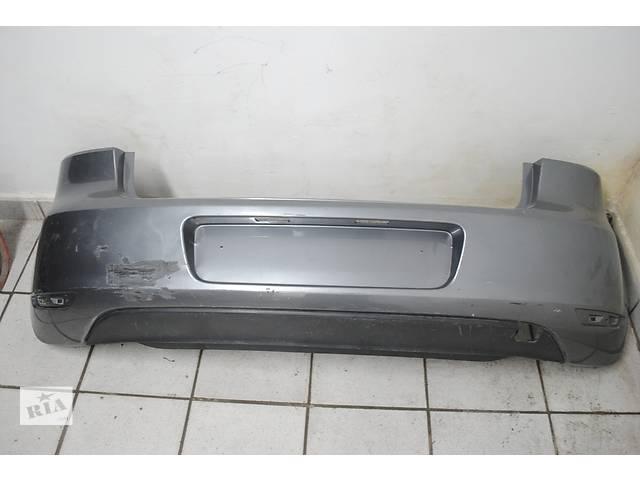Б/у бампер задний для легкового авто Volkswagen Golf VI 2008-2011- объявление о продаже  в Львове