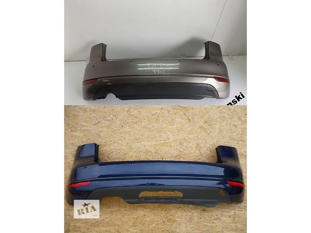 продам Б/у бампер задний для легкового авто Volkswagen Golf VI Plus бу в Львове