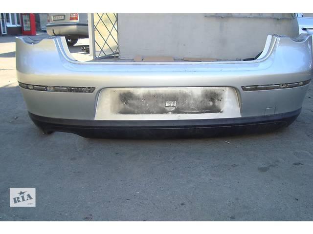 Б/у бампер задний для легкового авто Volkswagen Passat B6- объявление о продаже  в Киеве