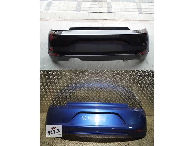 Б/у бампер задний для легкового авто Volkswagen Scirocco- объявление о продаже  в Львове