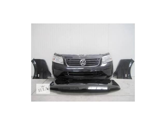 Б/у бампер задний для легкового авто Volkswagen T5 (Transporter)- объявление о продаже  в Львове