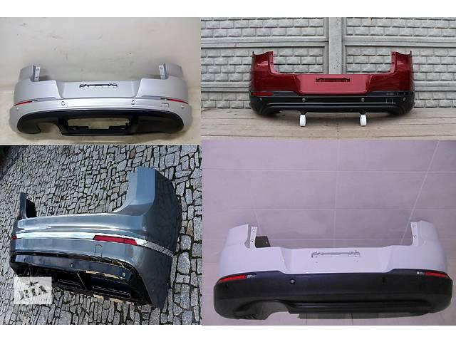 купить бу Б/у бампер задний для легкового авто Volkswagen Tiguan в Львове
