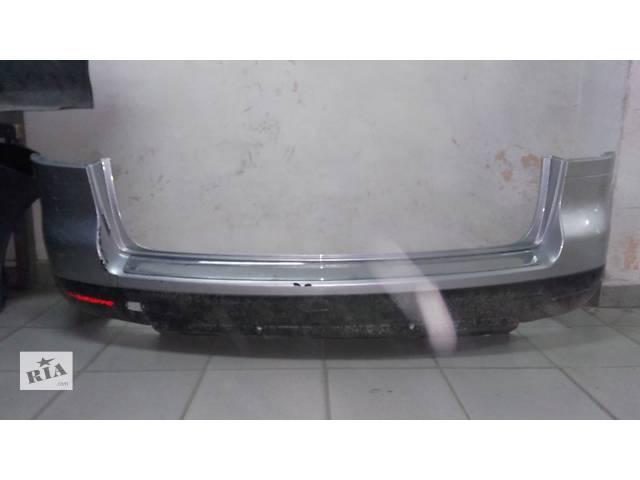 Б/у бампер задний для легкового авто Volkswagen Touareg 2002-2010- объявление о продаже  в Львове