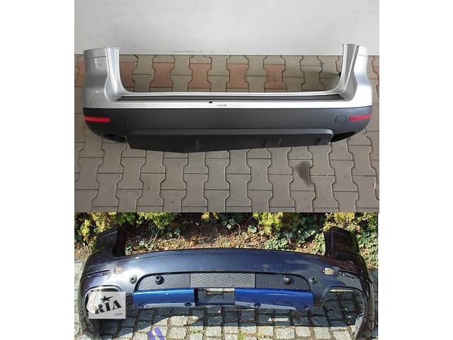 купить бу Б/у бампер задний для легкового авто Volkswagen Touareg 7l 02-10 в Львове