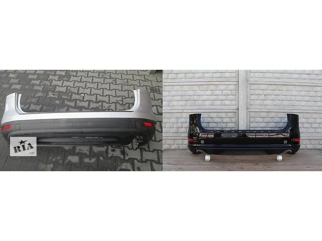продам Б/у бампер задний для легкового авто Volkswagen Touareg 7p 10- бу в Львове