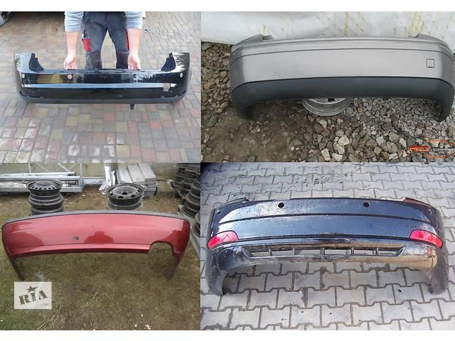 купить бу Б/у бампер задний для легкового авто Volvo S40 в Львове