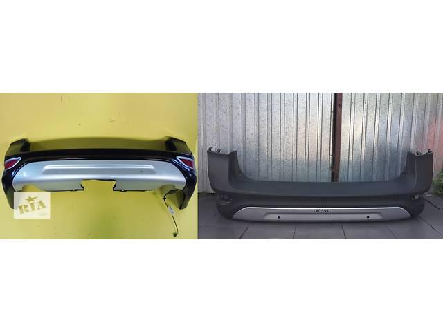 продам Б/у бампер задний для легкового авто Volvo XC70 бу в Львове