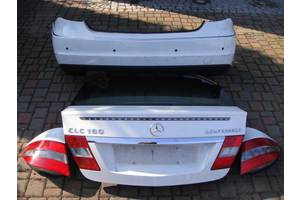 б/у Бамперы задние Mercedes CLC-Class