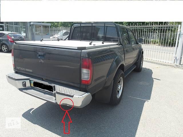 купить бу Б/у бампер задний для пикапа Nissan NP в Киеве