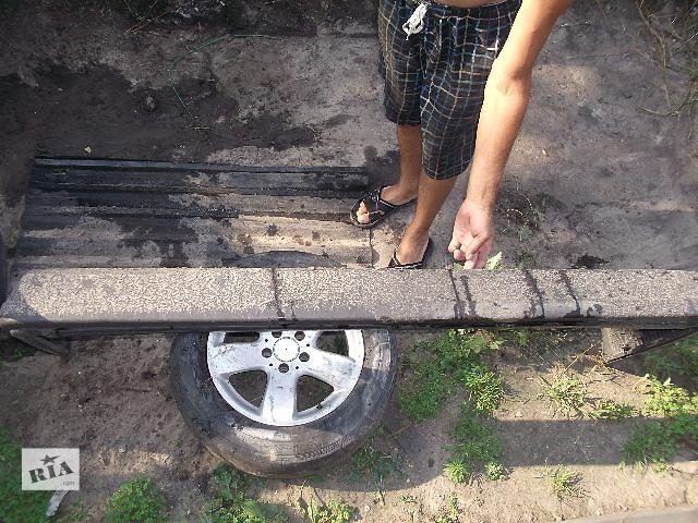 продам Б/у бампер задний для седана Audi 100 1987 бу в Днепре (Днепропетровск)