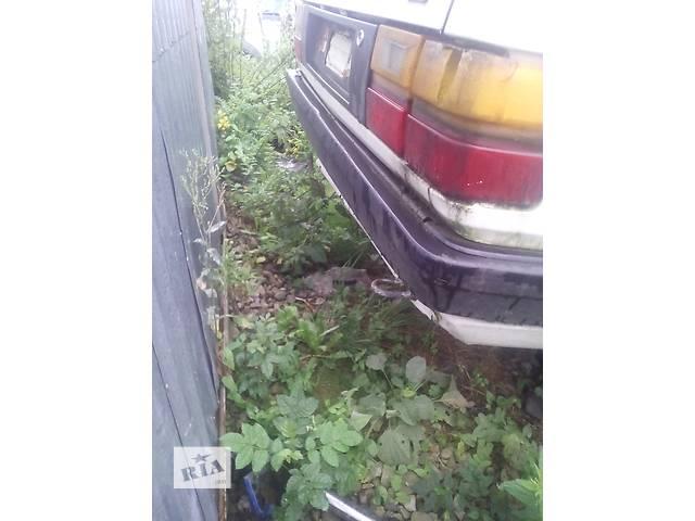продам Б/у бампер задний для седана Audi 100 бу в Ивано-Франковске