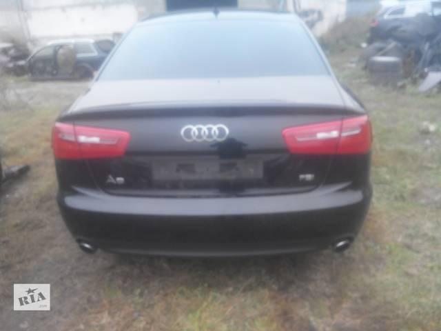 продам Б/у бампер задний для седана Audi A6 бу в Львове