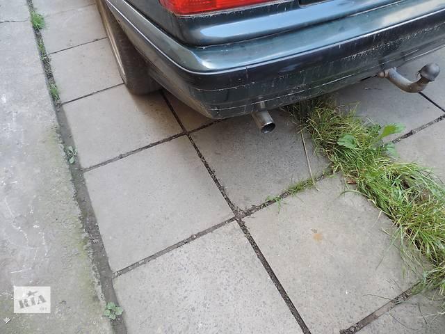 продам Б/у бампер задний для седана BMW 318 бу в Львове