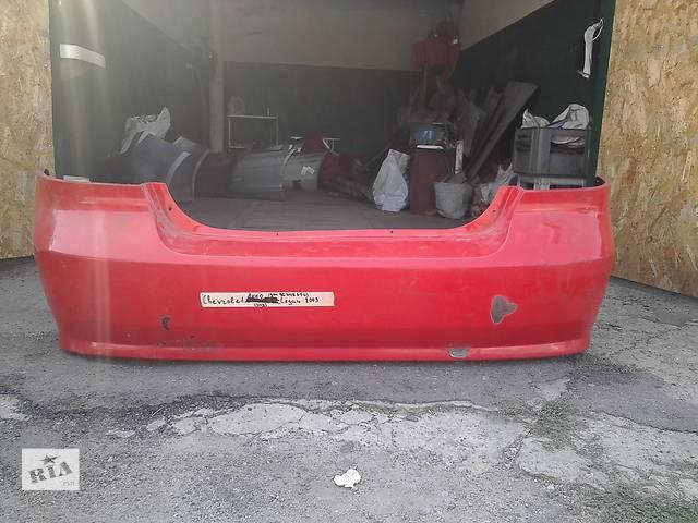 продам Б/у бампер задний для седана Chevrolet Aveo (gm 96648654) бу в Никополе