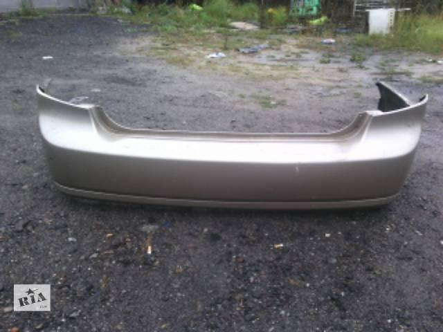 продам Б/у бампер задний для седана Chevrolet Lacetti бу в Ковеле
