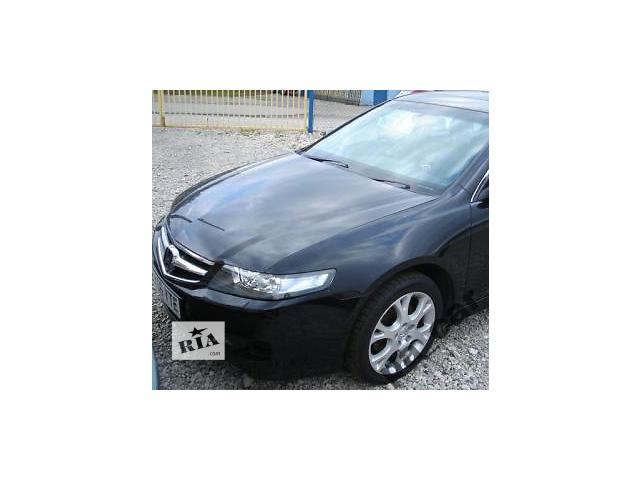 Б/у бампер задний для седана Honda Accord- объявление о продаже  в Львове