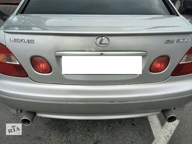 купить бу Б/у бампер задний для седана Lexus GS 300 1999, 2000г в Киеве