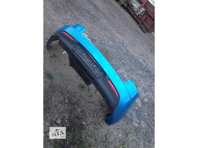 продам Б/у бампер задний для седана Mazda 3 2007-2016 р бу в Белогорье (Хмельницкой обл.)