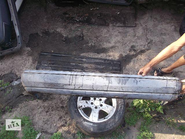 купить бу Б/у бампер задний для седана Mercedes 124 1991 в Днепре (Днепропетровск)