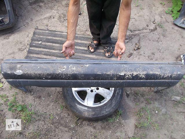 продам Б/у бампер задний для седана Mercedes 124 1992 бу в Днепре (Днепропетровск)