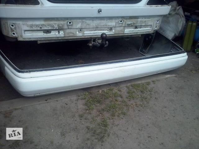 продам Б/у бампер задний для седана Mercedes 124 бу в Ровно